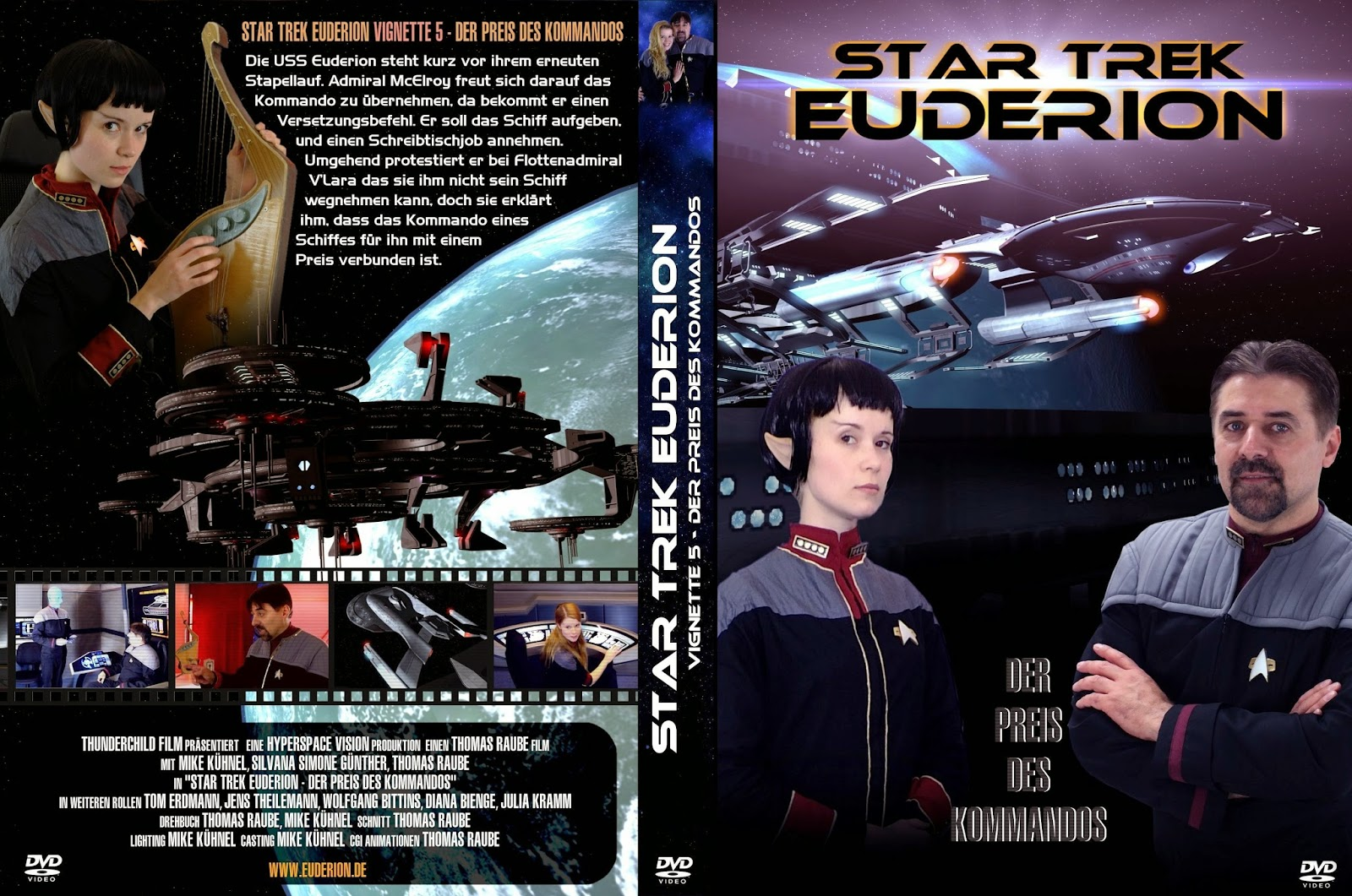 The Price of Command DVD cover