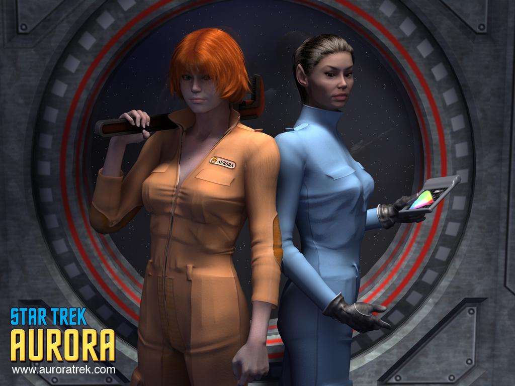 Kara and T
