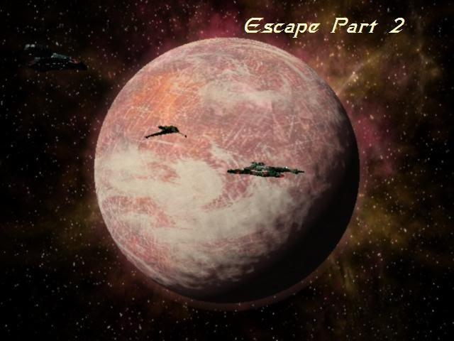 Escape Part 2 poster