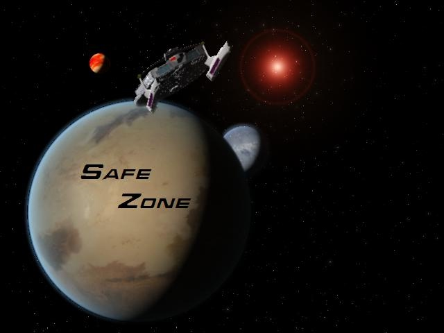 Safe Zone poster