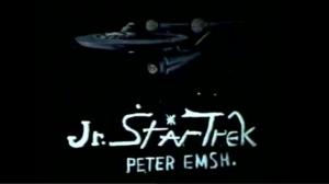 Jr Star Trek poster