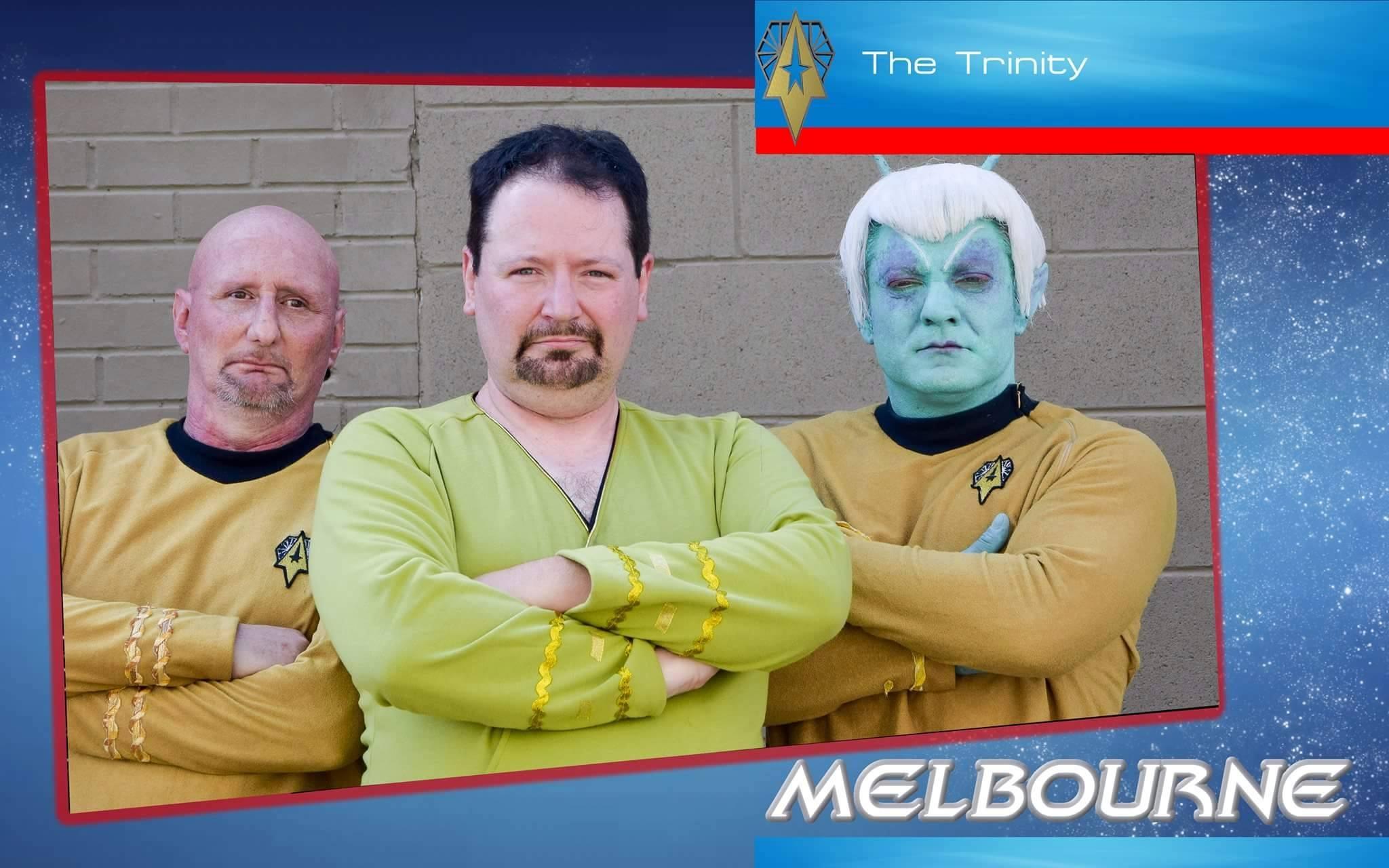 Melbourne starring cast