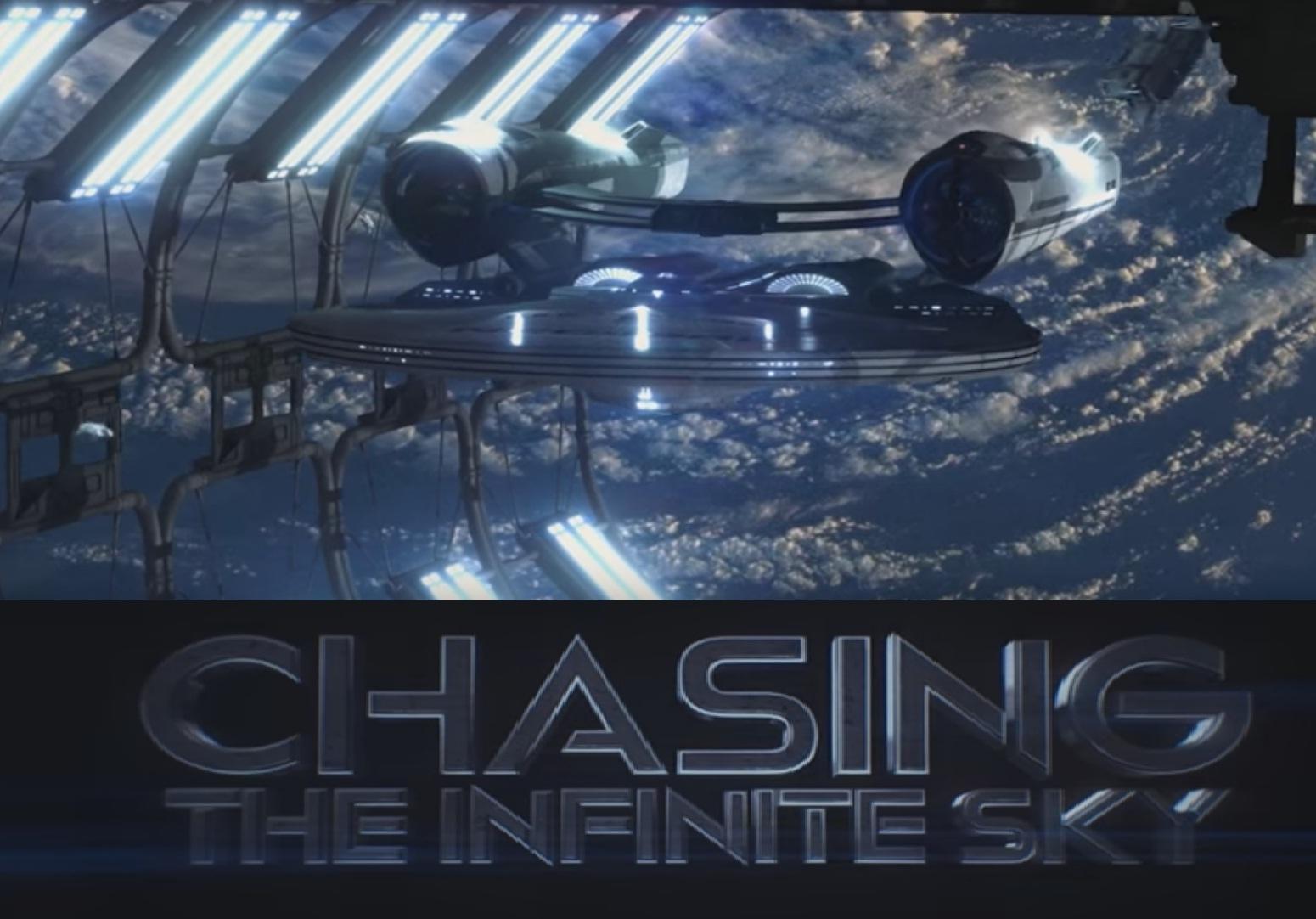 Chasing the Infinite Sky image