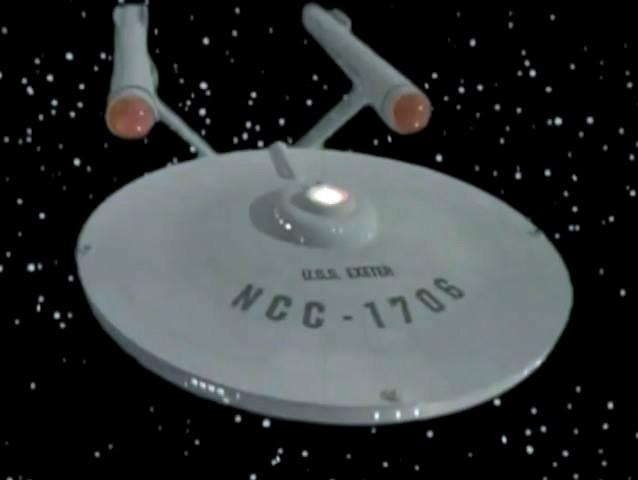 Exeter Starship shot